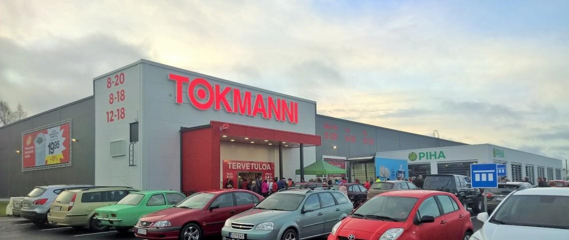 Laitila Tokmanni