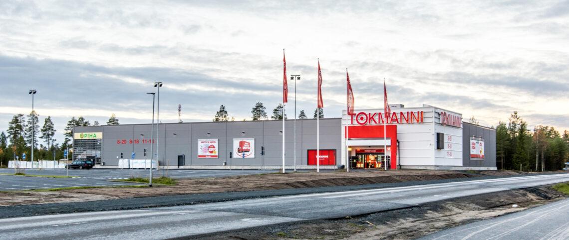 Tokmanni Oulu Kaakkuri