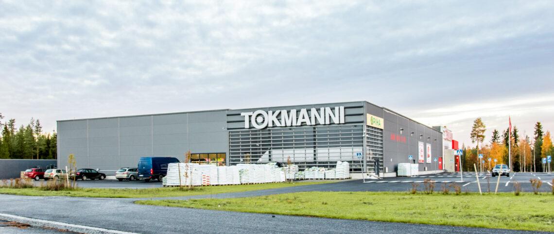Tokmanni Oulu Toppila